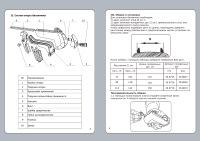 Инструкция багажника Атлант опоры тип D