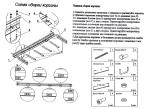 Инструкция по сборке корзины Атлант