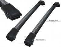 Багажника WingBar 402 на рейлинги Toyota Land Cruiser Prado 150