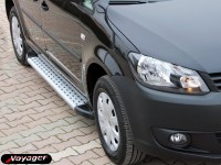 Пороги Voyager OLYMPOS на VolksWagen Caddy